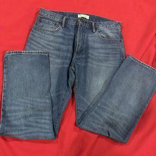 GAP 1969 Men's Jeans 32 x 30 Straight cut