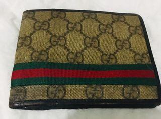 Gucci sherryline men's wallet