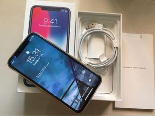 iPhone X 256GB ex Garansi IBOX Senayan City