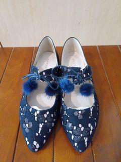 限量日本製jelly beans兔毛球鞋