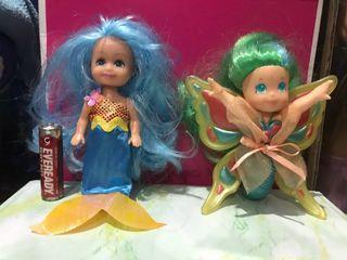 Mini dolls bundle