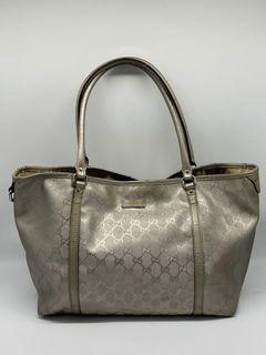 orig gucci tote med size