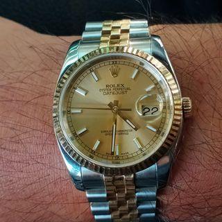 Rolex 116203 original