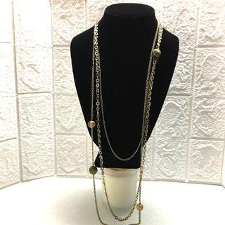 US Multi Strand Necklace