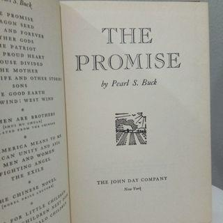 (1943 edition) The Promise by Pearl S. Buck