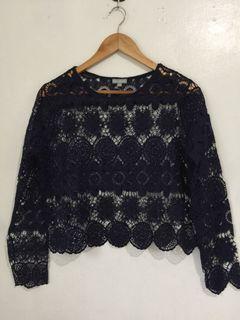 6ixty8ight Crochet Top