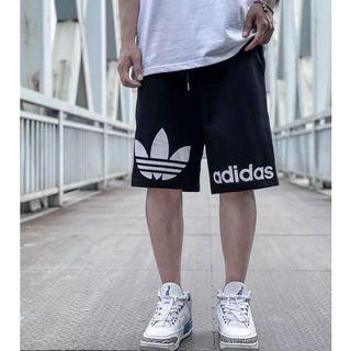 Adidas Original Authentic Shorts for Men Sport Pants Short Pants Casual Summer