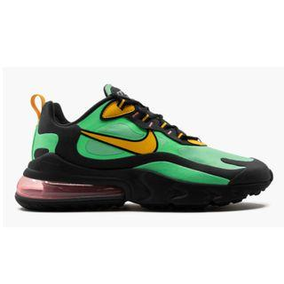 AIR MAX 270 REACT (ELECTRO GREEN/YELLOW OCRE OBS)