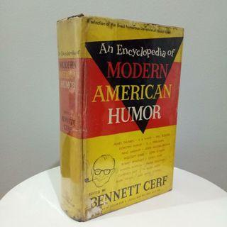 An Encyclopedia of Modern American Humor