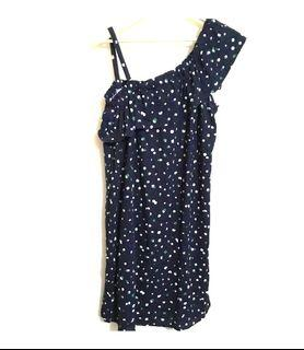Authentic Joe Fresh Womens Off Shoulder Dress Size Medium