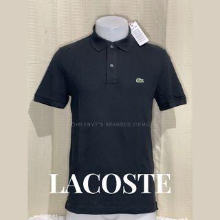 BNEW with tags LACOSTE Polo Shirt 100% Original Size 3 Slim Fit
