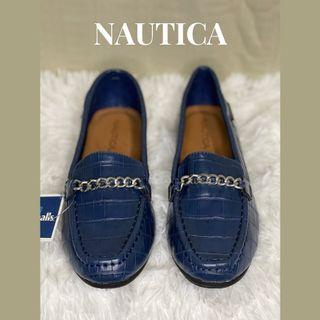 BNEW with tags NAUTICA flats