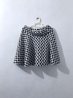 clove pattern skirt