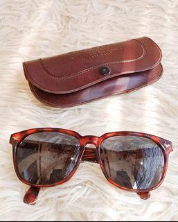 Crocodile sungglases vintage