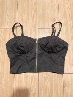 Guess bustier/corset top