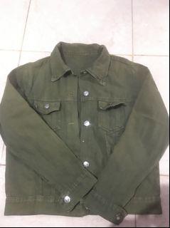 Jaket Army Jeans