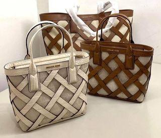 MK small and large sienna tote Original