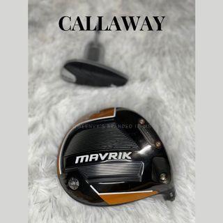 Original 100% CALLAWAY MAVRIK Driver Golf Club