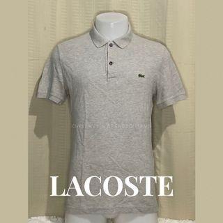 Original 100% Lacoste Polo Shirt Size 3