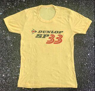 Vintage Dunlop Permotoran T-shirt