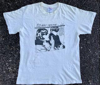 Vintage Sonic Youth Band T-shirt