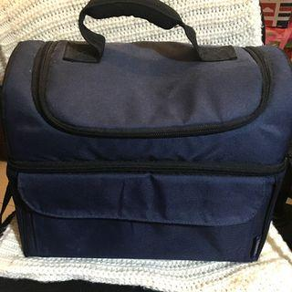 Authentic Thermos 2 Layered Lunch Bag