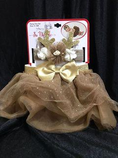 Baby Tutu Set for Photo Op