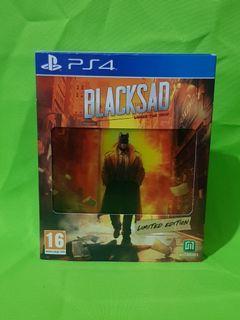 Blacksad Limited Edition PS4 Playstation 4