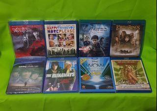 Blu ray Bluray Movies