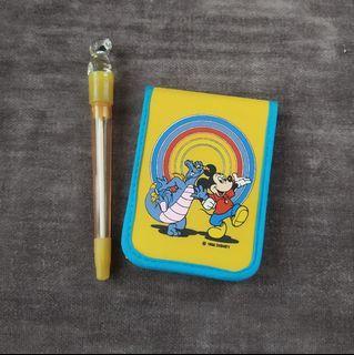 Disney Mickey kids wallet
