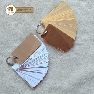 Flash Card by Phoo Artem