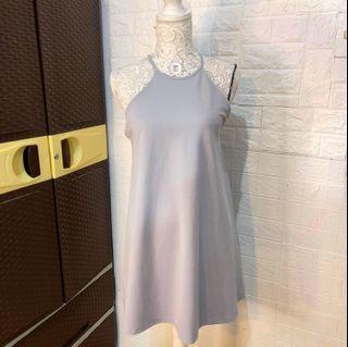 Forever 21 Basic Halter Dress