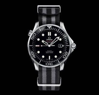 NATO 錶帶+less 錶帶