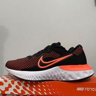 Nike Renew Run 2 Men Hyper Crimson Running Shoes BRAND NEW