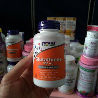 Now Glutathione, Roselyn Delos Reyes  Oliveros