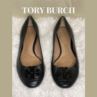 Original 100% TORY BURCH Flats - Black Size 7 (US)