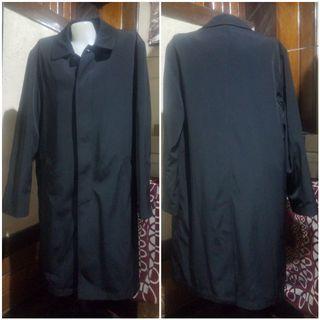 Original CK Men's Raincoat w/ Removable Liner