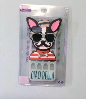 Original Claires Canada Iphone 7 Ciao Bella Italian Case