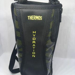 Original Thermos Replacement Parts Sports Bottle (FFZ-801F) Handy Pouch Black Yellow