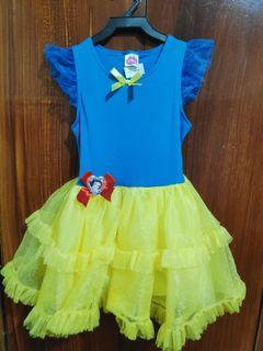 Snow White Dress or Costume for Kids 4-6