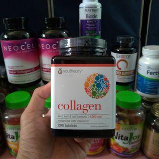 Youtheory Collagen, Wendra Nang