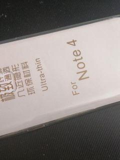 全新 Samsung Galaxy Note 4 透明手機套