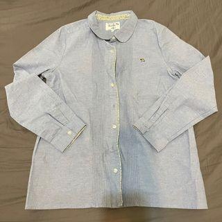 Arnold Palmer 牛仔藍薄襯衫