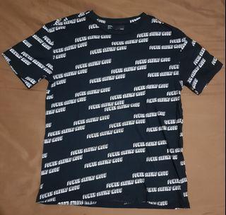 Bershka Power mode shirt