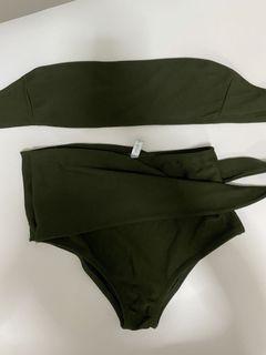 Beyond The Beach High Waist Swimwear