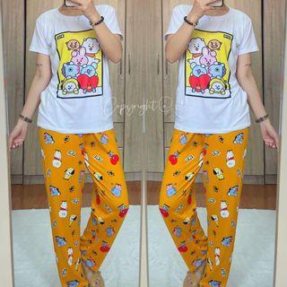BT21 Pajama & Top