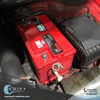 Car Battery EFB Exide Replacement Service