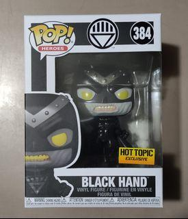 Dc Black Hand Hot Topic with protector