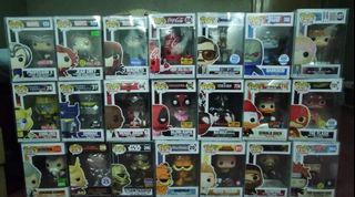 For Sale: assorted funko