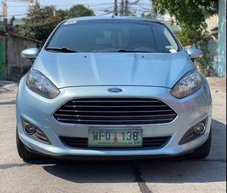 Ford Fiesta 1.5 Auto